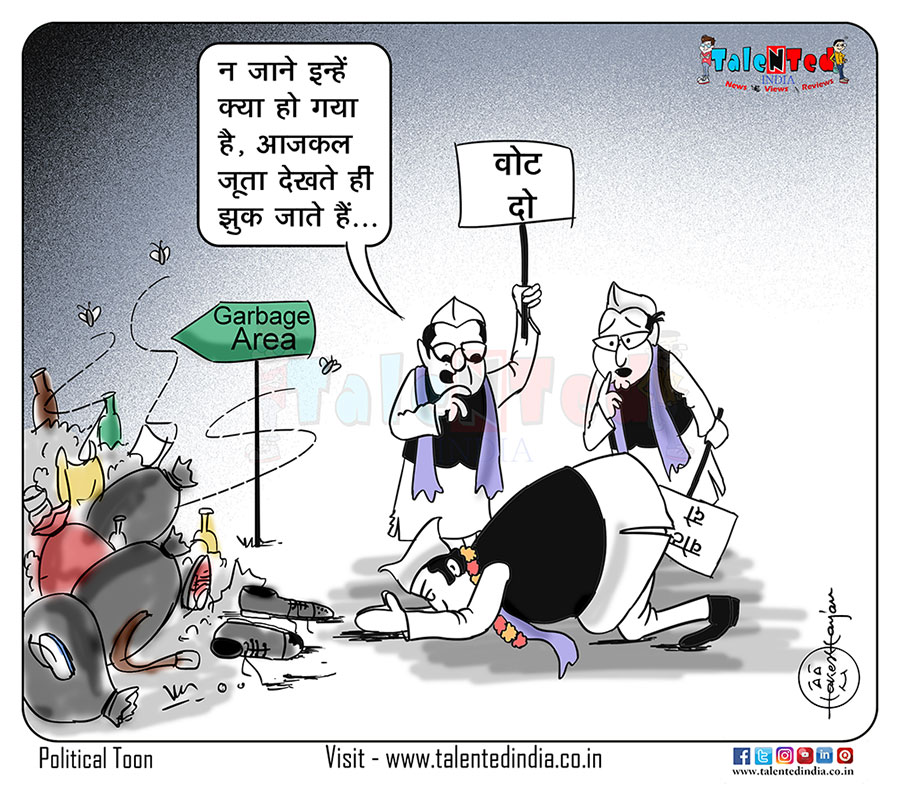 Catoon On Election