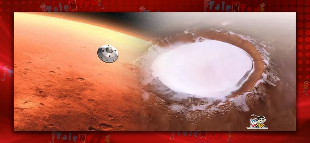 Mars Express Mission 2018 : Pictures Reveal 'Winter Wonderland'