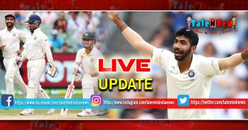 Australia vs India Boxing Day 3rd Test Day 4 LIVE Score At Melbourne