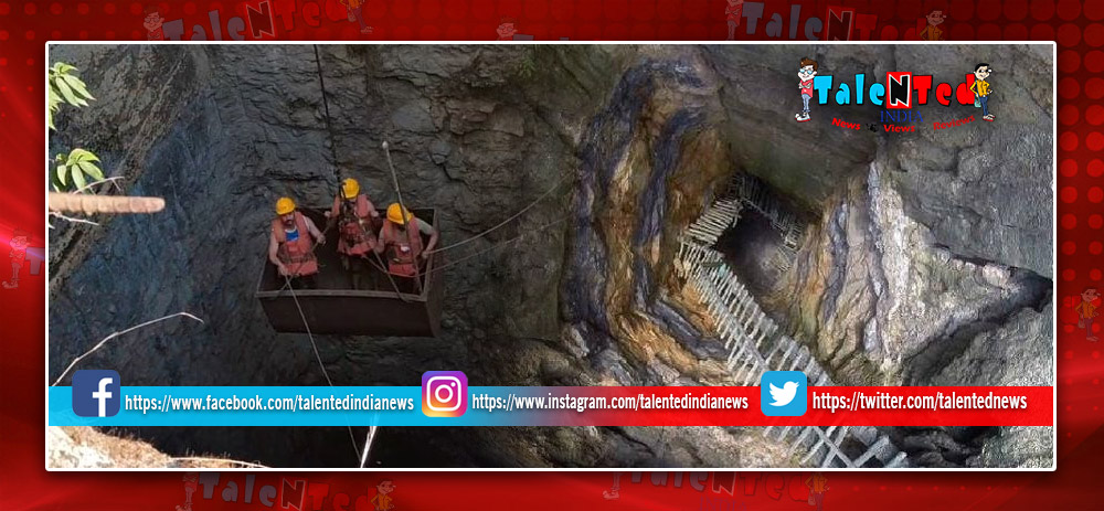 Rescue Opreation Underway : 15 People Trapped In Mine In Meghalaya
