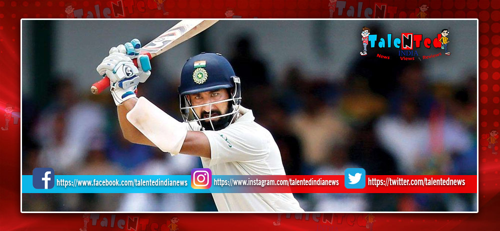 After the century,Pujara says