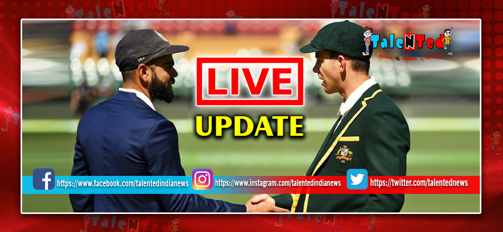 Australia vs India Boxing Day Test 2018 Live Updates In Hindi : 3rd Test Day 1 Live