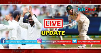 Australia vs India Boxing Day 3rd Test Day 3 LIVE Score At Melbourne