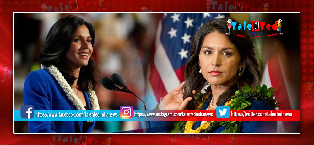 World News In Hindi : Tulsi Gabbard Contest US President Election In 2020