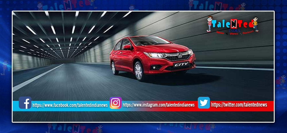 Honda City ZX MT Petrol Variant Price, Mileage, Reviews, Specification