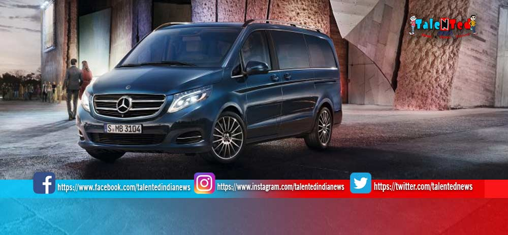Mercedes-Benz V-Class Review,Price,Images,Colours,Mileage,Specification,Feature