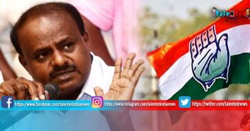 Karnataka Chief Minister HD Kumaraswamy Threatened To Resign