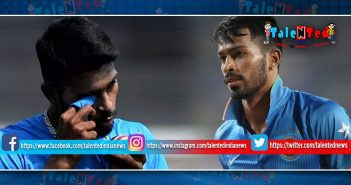 Hardik Pandya Has Not Stepped Out Of His House Says His Father