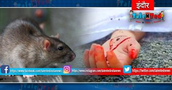 Indore Crime News In Hindi : The Body Of Young Man Chopped By Rat