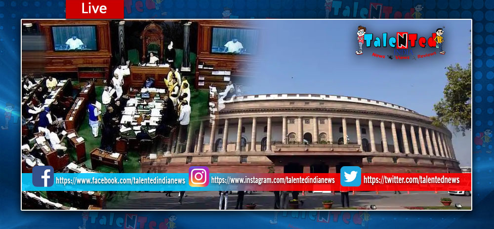 Parliament Winter Session Day 16 LIVE Updates   Parliament Winter Session 2019