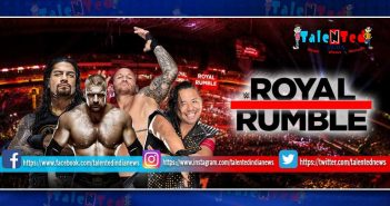 Royal Rumble Match Winner Full List : Braun Strowman, Asuka,Shinsuke Nakamura