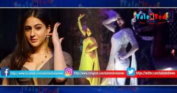 Bollywood Actress Sara Ali Khan Saat Samundar Paar Dance Video Viral