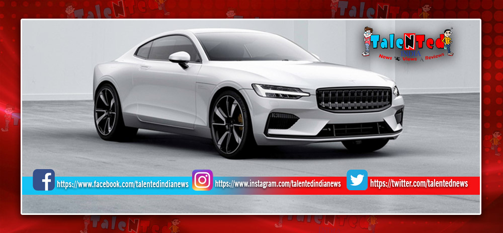 Volvo Polestar 2 Electric Vehicle Review, Price, Mileage, Specification