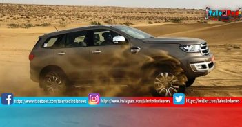 2019 Ford Endeavour Price In India, Test Drive, Review, Feature, Color, Images
