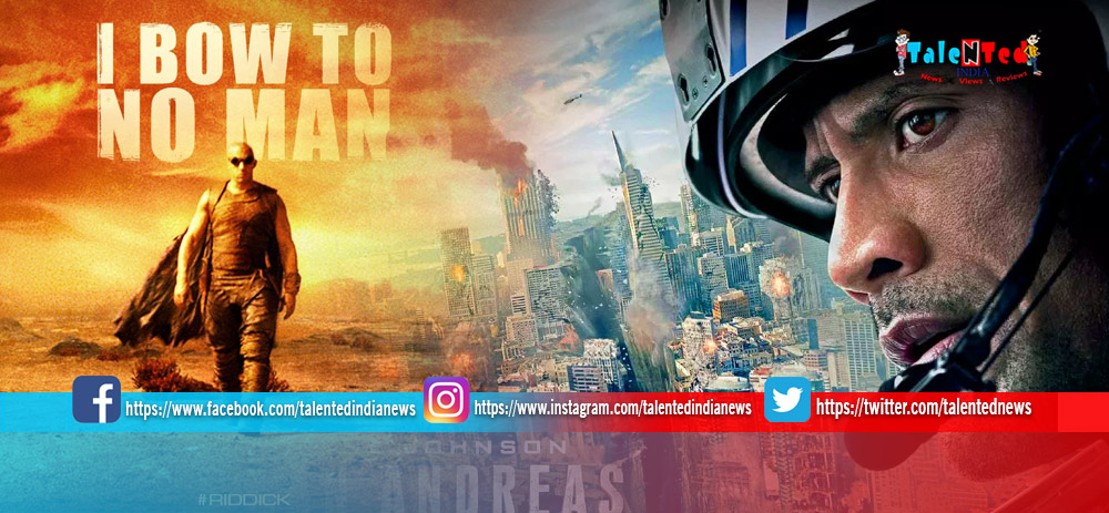 Download Full HD Hollywood Movie San Andreas Trailer,Riddick Trailer, Rampage