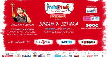 Dr. Kumar Vishwas Event In Indore | Shaam-E-Sitara | Indore Events | Today Event