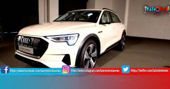 Audi e-tron Is The First Purely Electric SUV From Audi | Audi e-tron Review,Price