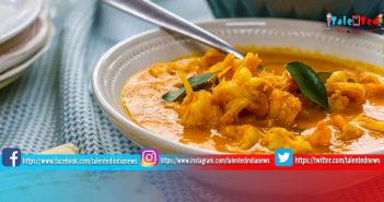 Indian Coconut Prawn Curry Recipe In Hindi | Indian Food Recipe | Recipe In Hindi