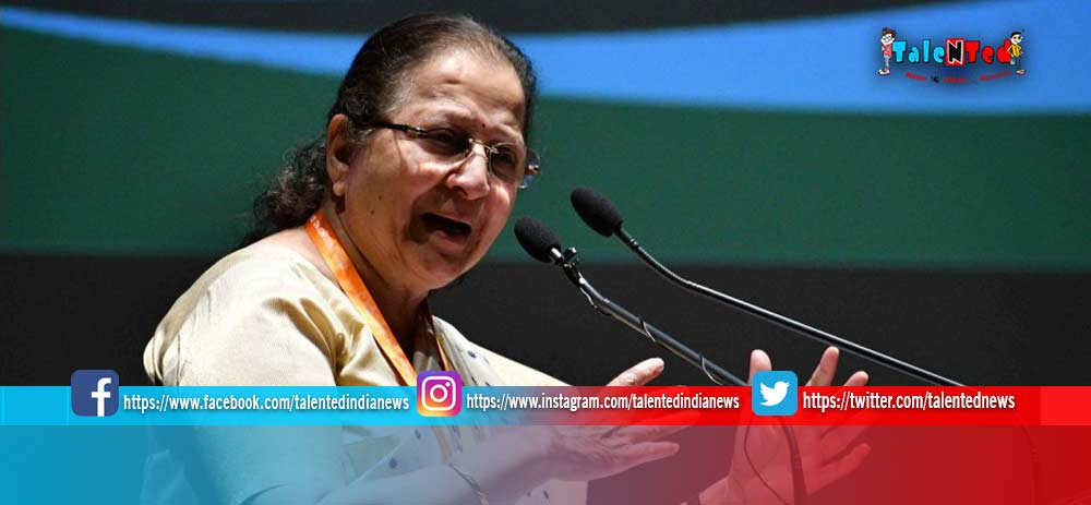 Lok Sabha Speaker Sumitra Mahajan Advice To Lok Sabha Members