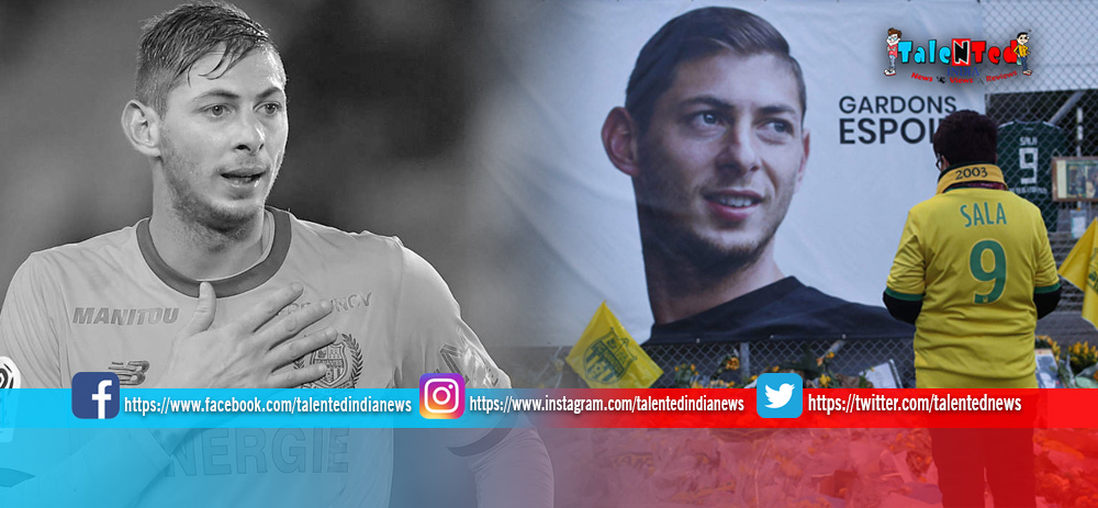 Emiliano Sala Confirmed Dead After Cardiff Striker's Body Is Pulled