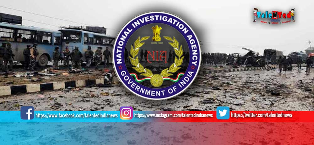 NIA Gets Important Clue On Pulwama Terrorist Attack Investigation ECO Car