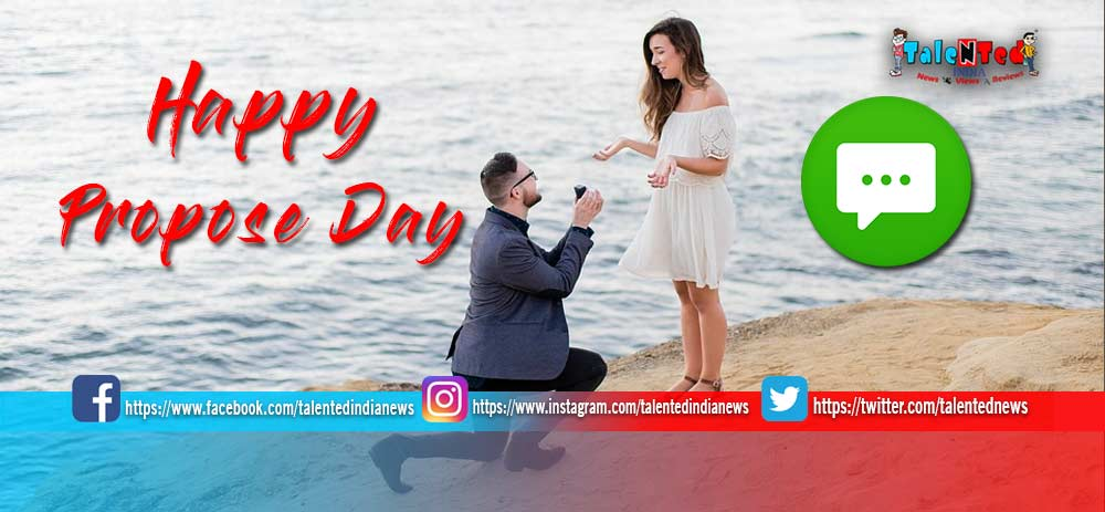 Propose Day 2019 : Quotes, Images, Wallpapers, Greetings, WhatsApp Messages