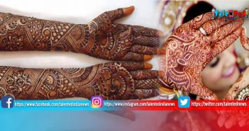 Latest Mehndi Design 2019