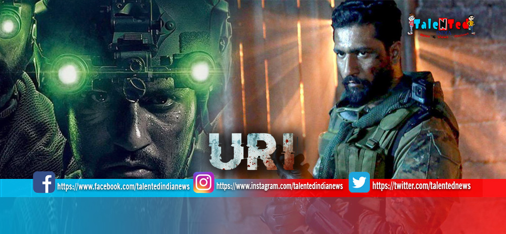 Uri Full Movie Collections