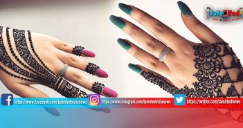 Best Jewellery Style Mehandi Designs
