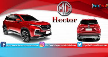 MG Hector SUV Price In India, Launch Date, Images, Specs, Colours, Review