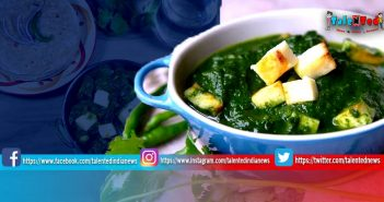 Dhaba Style Palak Paneer Recipe In Hindi | Dinner Recipe | Indian Recipe In Hindi