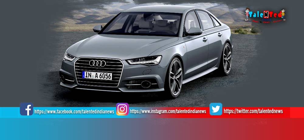 Audi A6 Lifestyle Edition Price In India Review Feature Speed