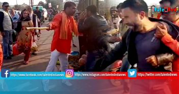 Kashmiri Street Vendor Thrashing In Lucknow | Culprit Bajrang Sonkar Arrested