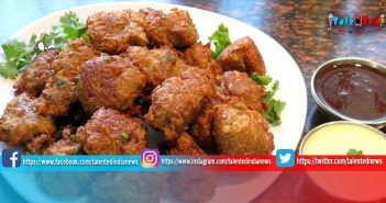 Singhade Ke Pakode Recipe In Hindi