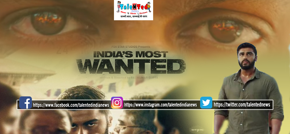 Download Full HD India's Most Wanted Movie Teaser | Arjun Kapoor Movie 2019