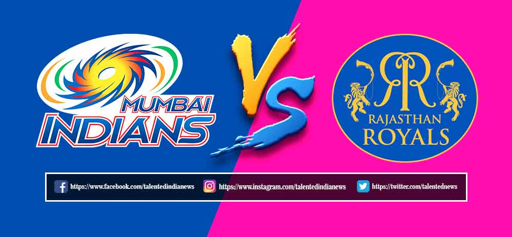 MI vs RR Match 27 Live Streaming