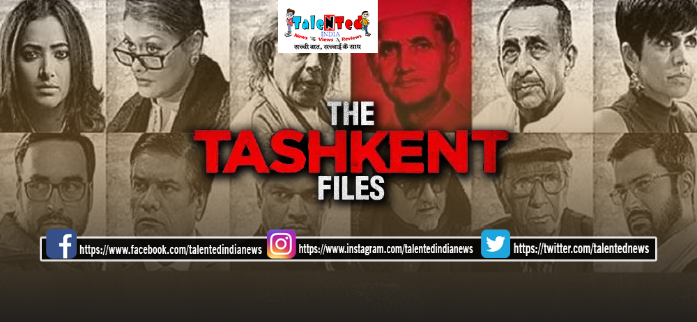 The Tashkent Files Collection Day 6 | Download Full HD The Tashkent Files Movie