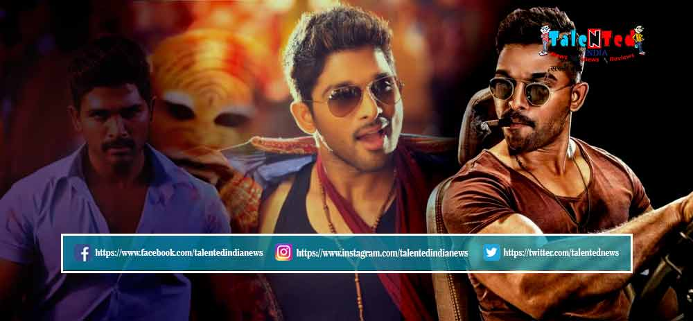 Download Full HD Allu Arjun Top 10 Best Movies Happy, Sarrainodu, Antim Faisla