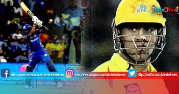 Hardik Pandya Hit Helicopter Shot In Front Of MS Dhoni In IPL 2019 Match 15
