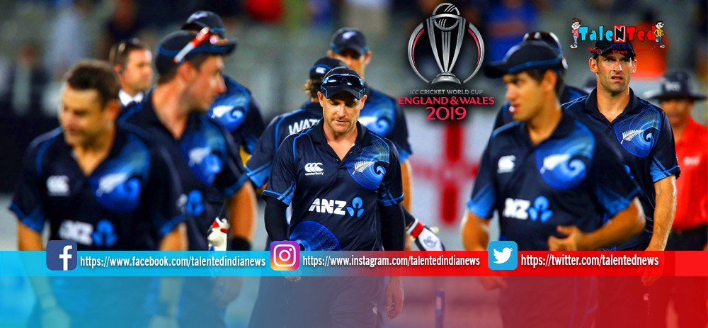 New Zealand Team Announced For World Cup 2019 | Tom Blundell | Ish Sodhi