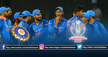 Indian Cricket Team For World Cup 2019 To Be Announced On 15 April