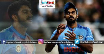 Vijay Shankar Chosen Over Ambati Rayudu In Indian Squad For World Cup 2019