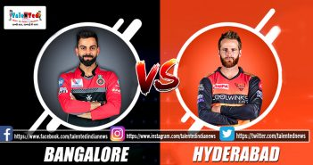 IPL 2019 Match 54 Live Streaming On Hot Star, Star Sports, DD Sports | RCB vs srh