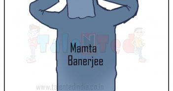 Today Cartoon On CM Mamata Banerjee