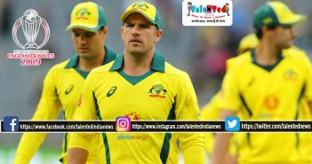 Australia Fast Bowler Jhye Richardson Out Of World Cup 2019