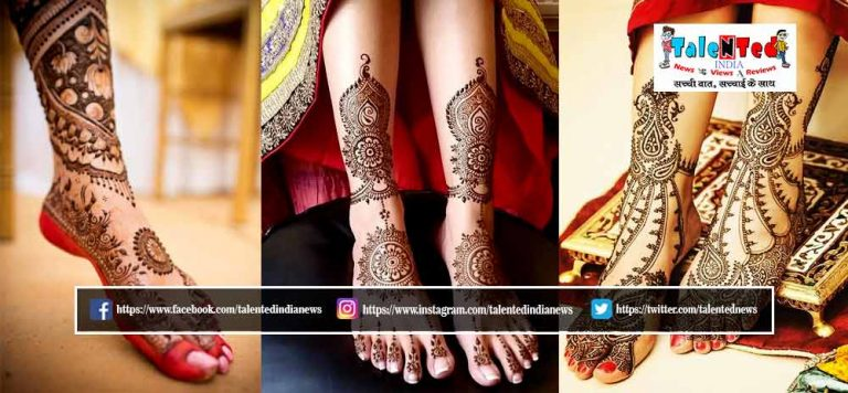 Trending Mehndi Designs For Feet 2019 | Festival Mehndi Designs 2019