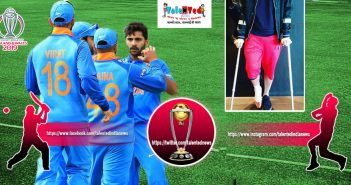 Shardul Thakur Meet Indian Team In England During World Cup 2019