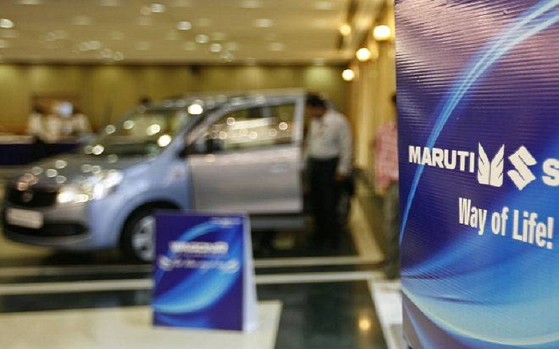 Fines 1 Lakh Rs On Maruti Company