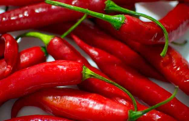 Red Chillies Upaay