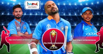 Who Replace Injured Shikhar Dhawan In ICC World Cup 2019